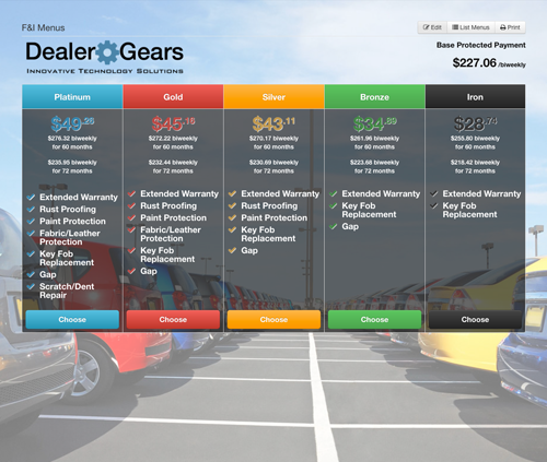 Dealer Connect Screenshot 2
